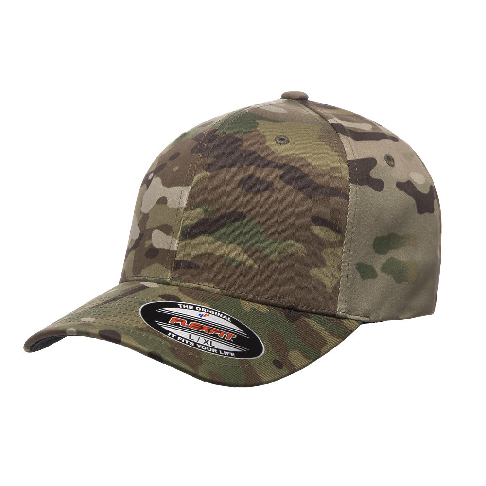 Flexfit 6277MC - Multicam Cap