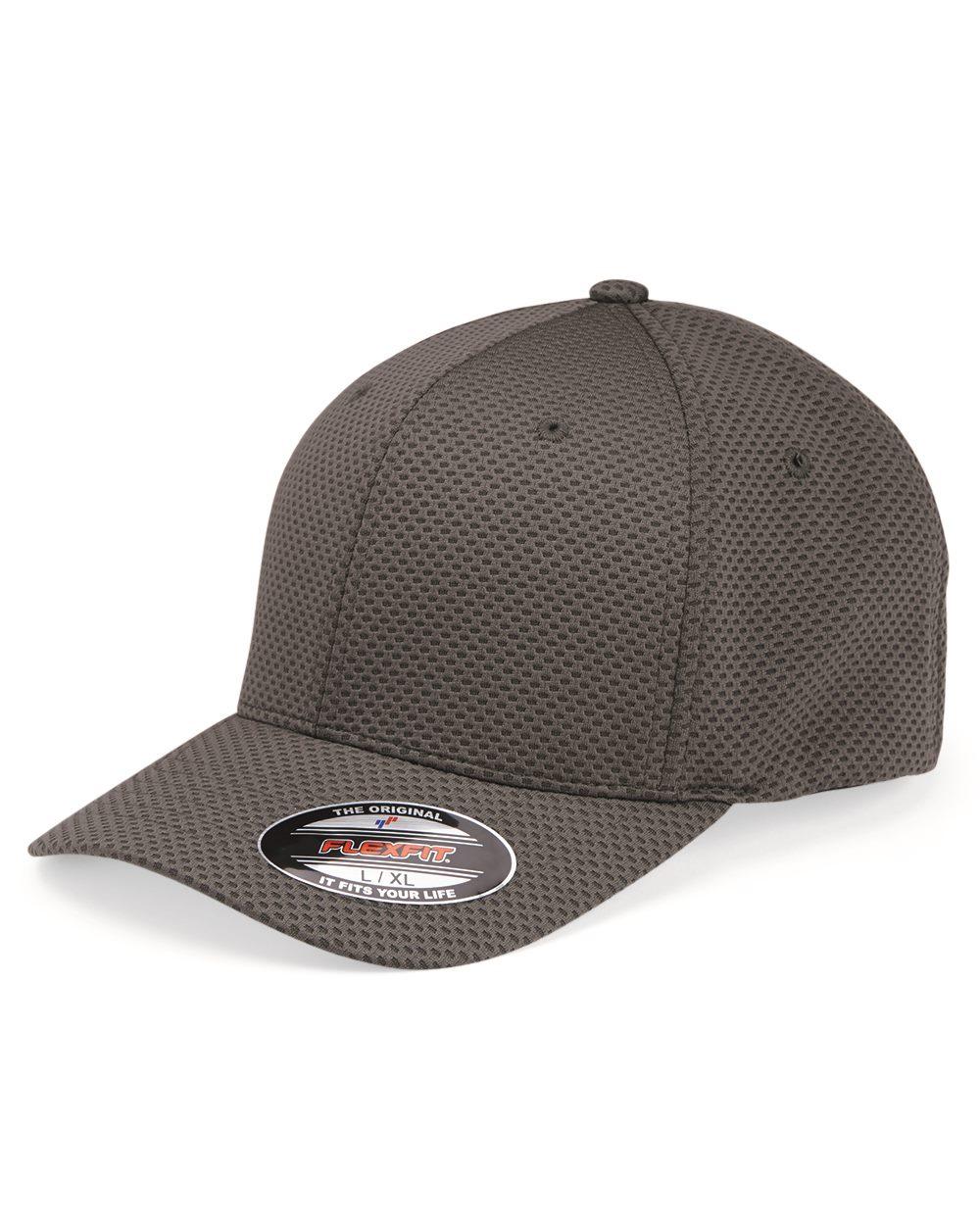 Flexfit 6584 - 3D Hexagon Stretch Jersey Cap