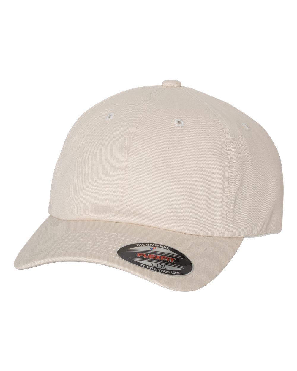 Flexfit 6745 - Cotton Twill Dad's Cap