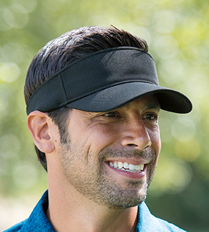 FLEXFIT 8110 - TECH COOL AND DRY MINI PIQUE VISOR