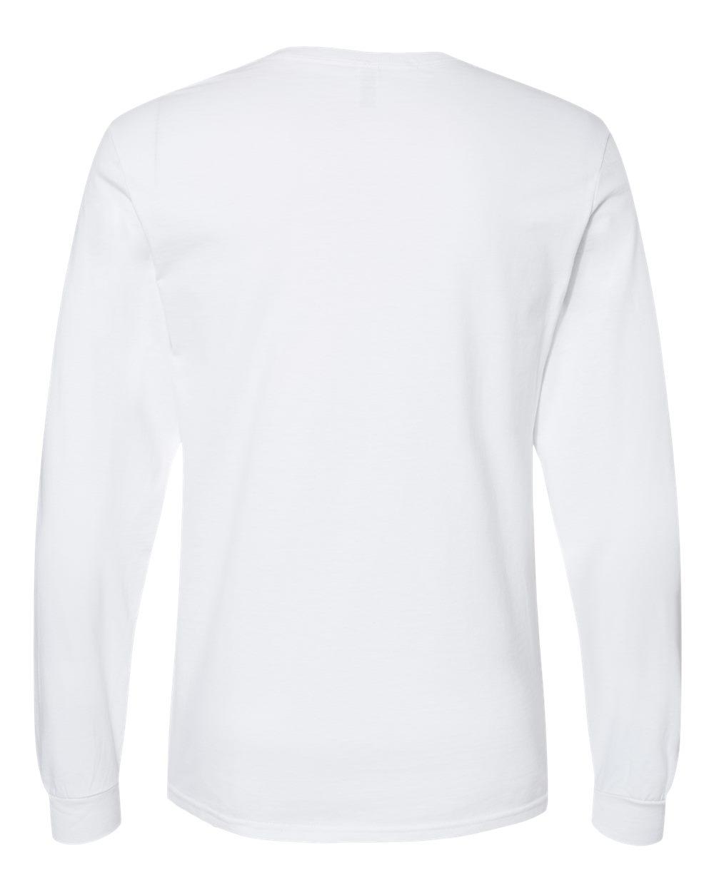 Fruit of the Loom IC47LSR - Unisex Iconic Long Sleeve T-Shirt