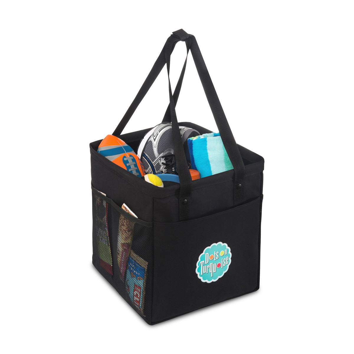Gemline 1167 - Colbie Collapsible Cotton Tote