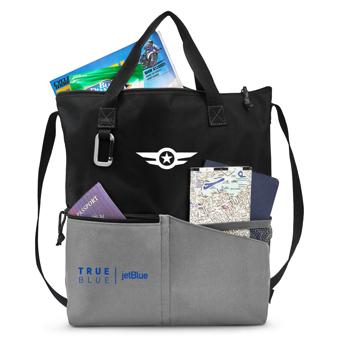 Gemline 1647 - Synergy All-Purpose Tote