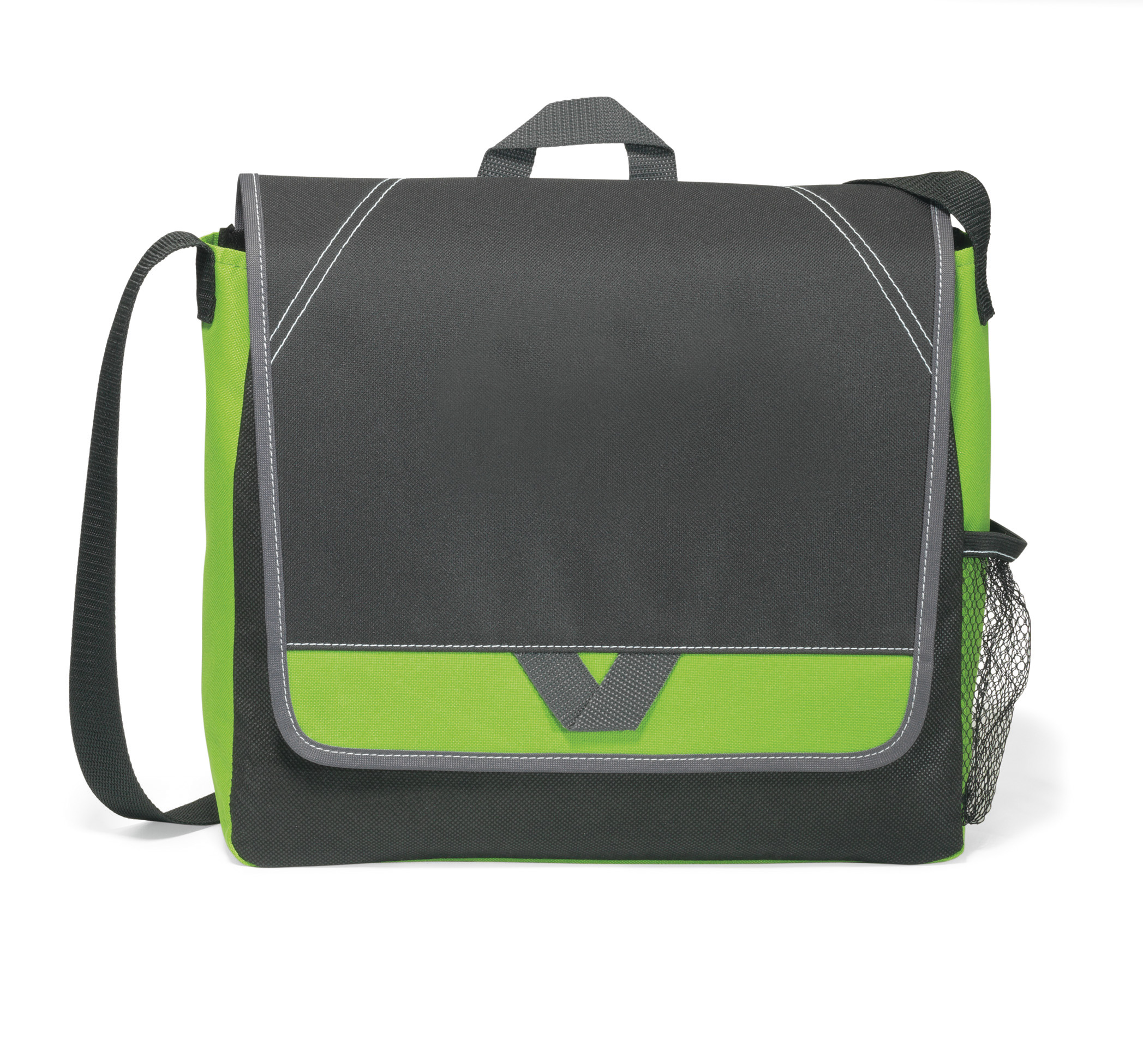 Gemline 2193 - Elation Messenger Bag