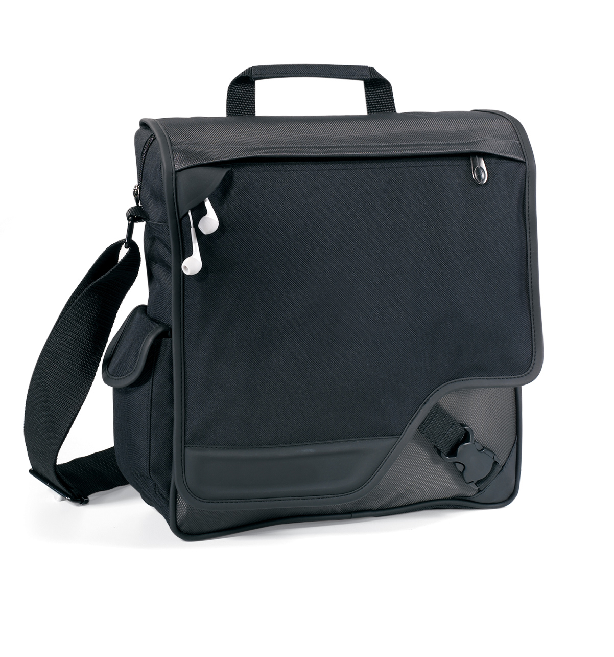 Gemline 2622 - Satellite Vertical Messenger Bag