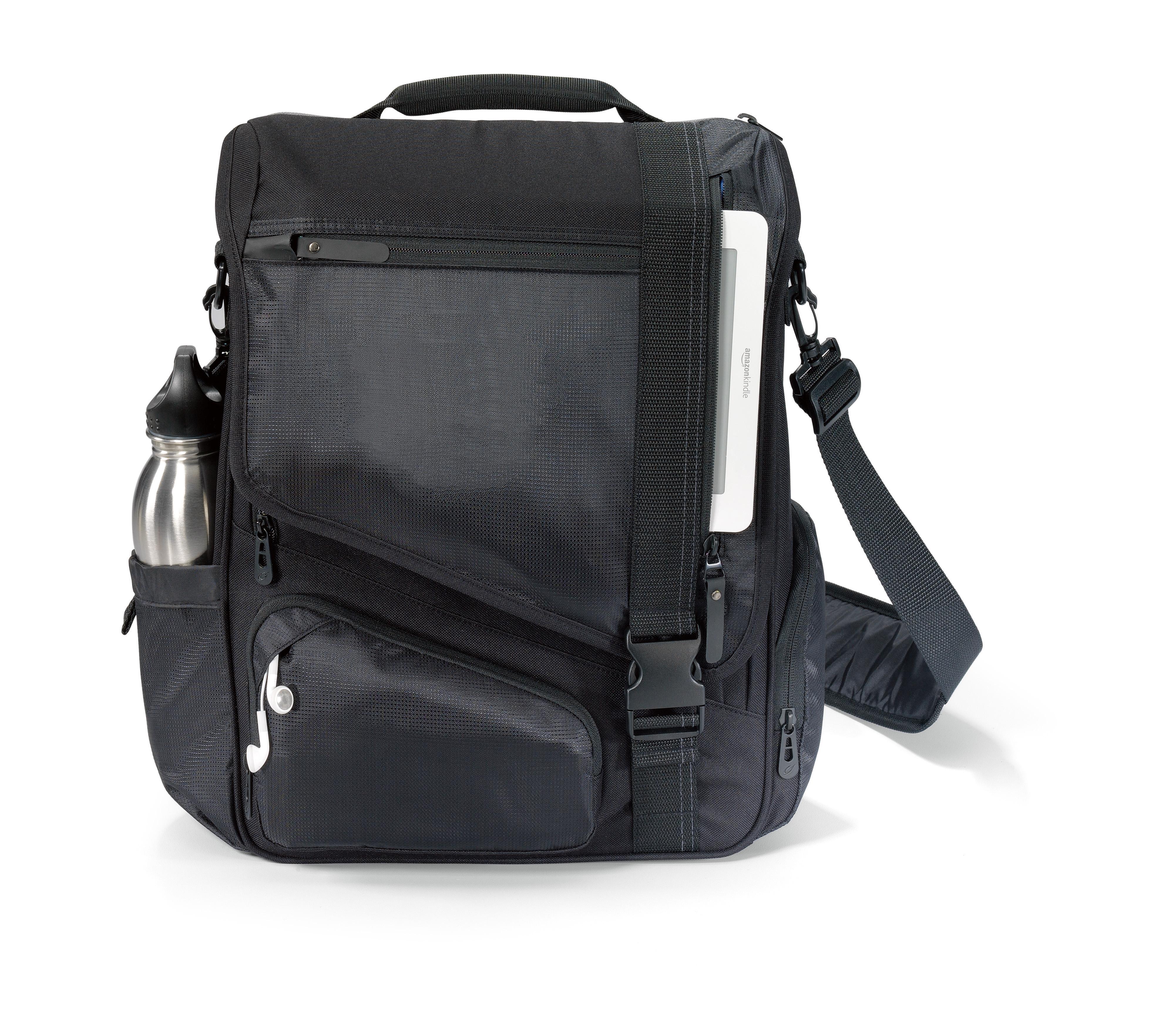 Gemline 2625 - Life in Motion™ Momentum Computer Messenger Bag