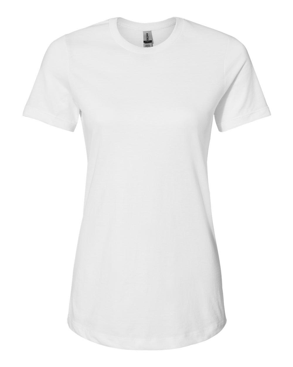 Gildan 67000L - Softstyle Women's CVC T-Shirt