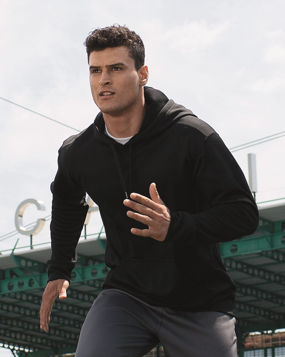 Gildan 99500 - Performance Tech Hooded Pullover Sweatshirt