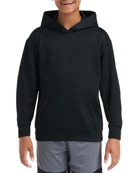 Gildan 99500B - Performance Youth Tech Hooded Sweatshirt