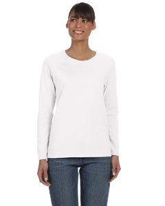 Gildan G540L - Heavy Cotton Ladies' 5.3 oz. Missy Fit ...