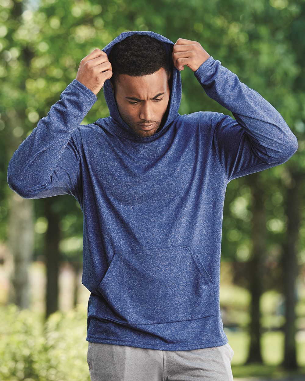 Gildan G465 - Performance Adult Hooded T-Shirt