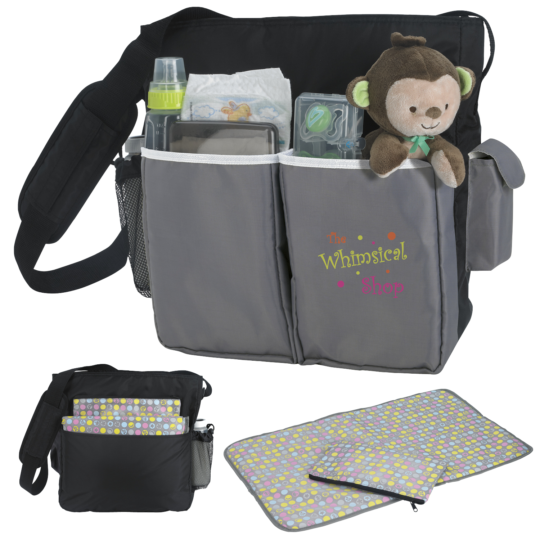 Good Value® 15729 Tot Diaper Bag