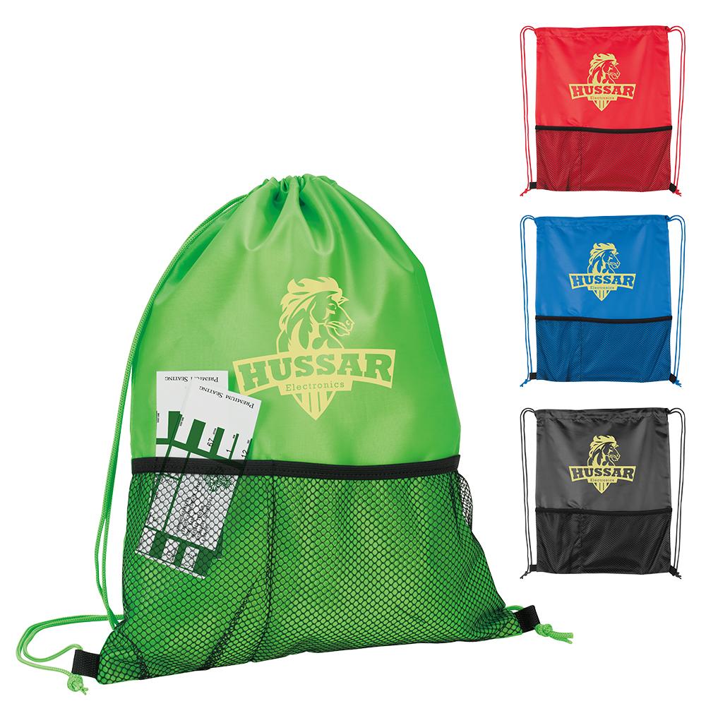 Good Value® 15828 Half-Time Mesh Backpack