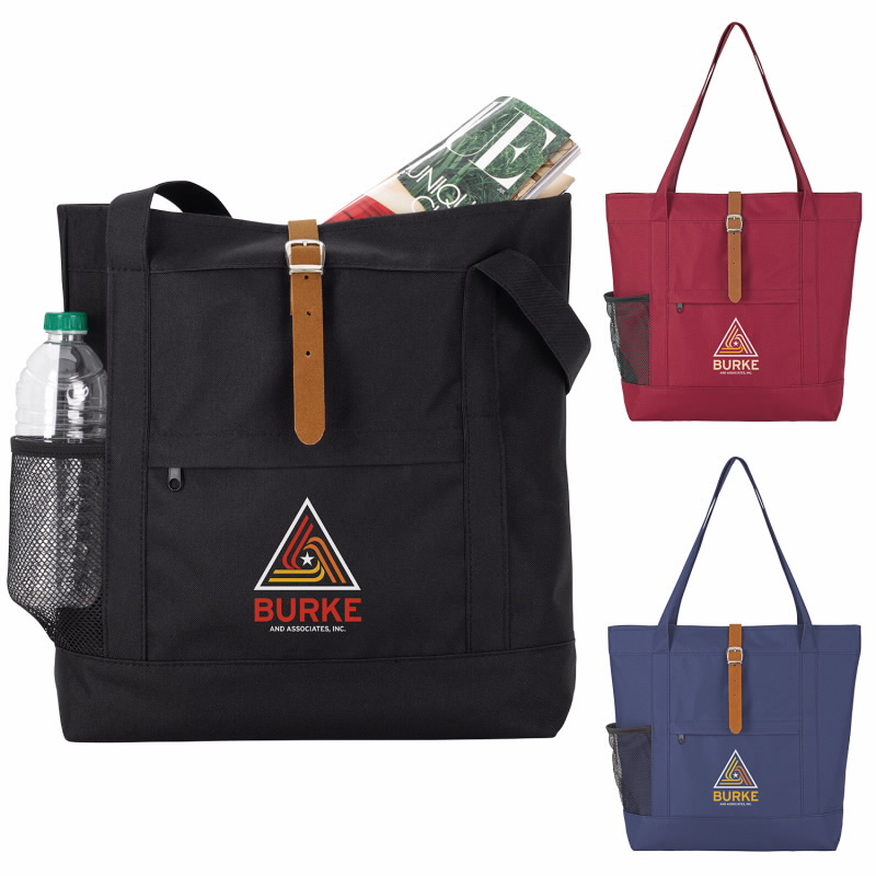 Good Value® 15846 Simple Snap Tote
