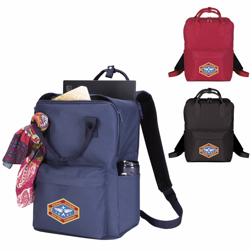 Good Value® 15990 Preppy Computer Tote-Pack