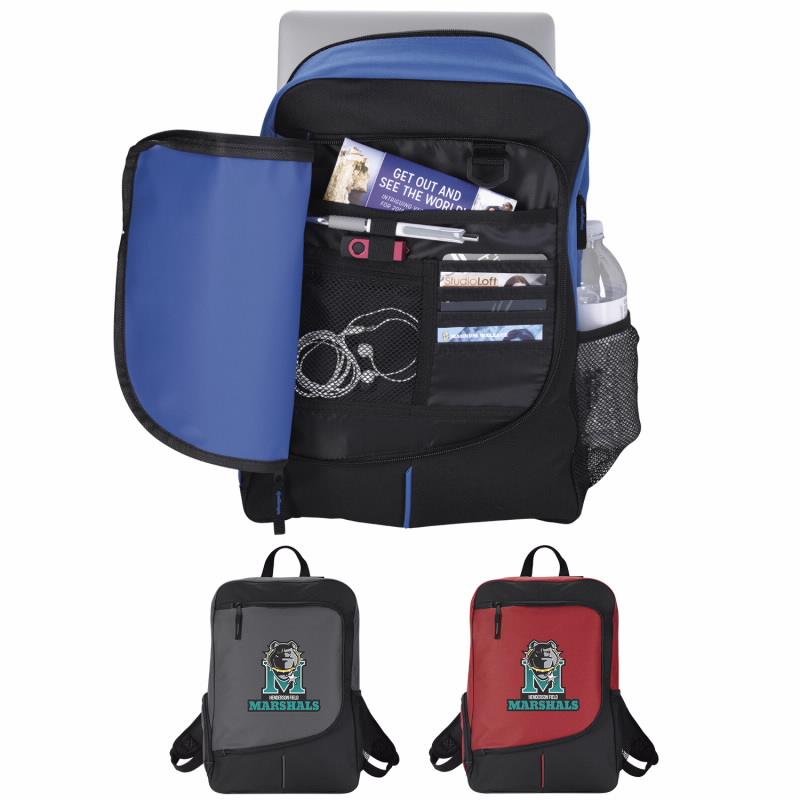 Good Value® 15996 Zip Side Backpack