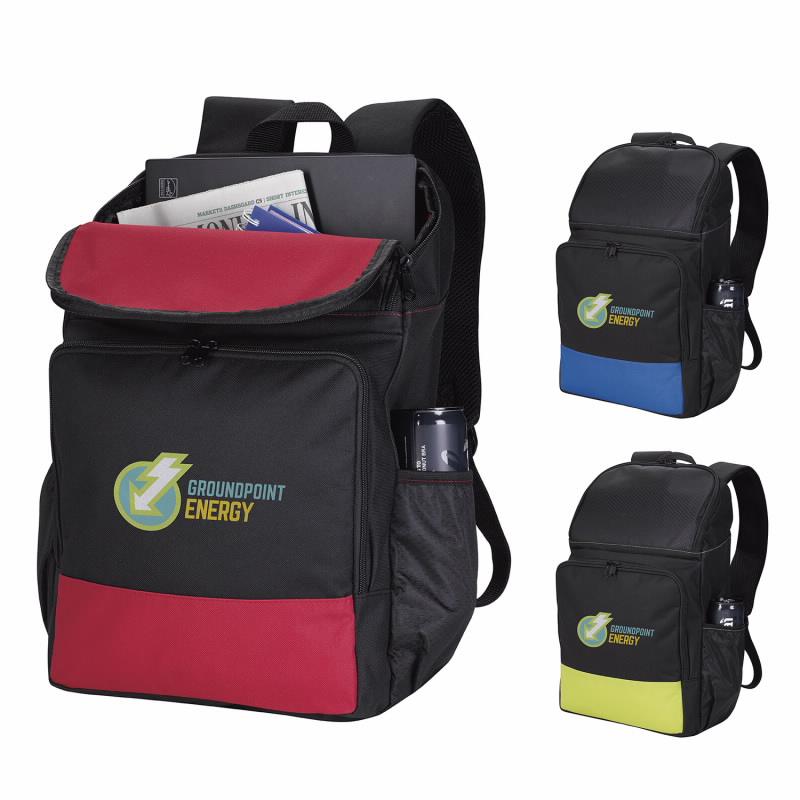 Good Value® 15998 Color Splash Computer Backpack