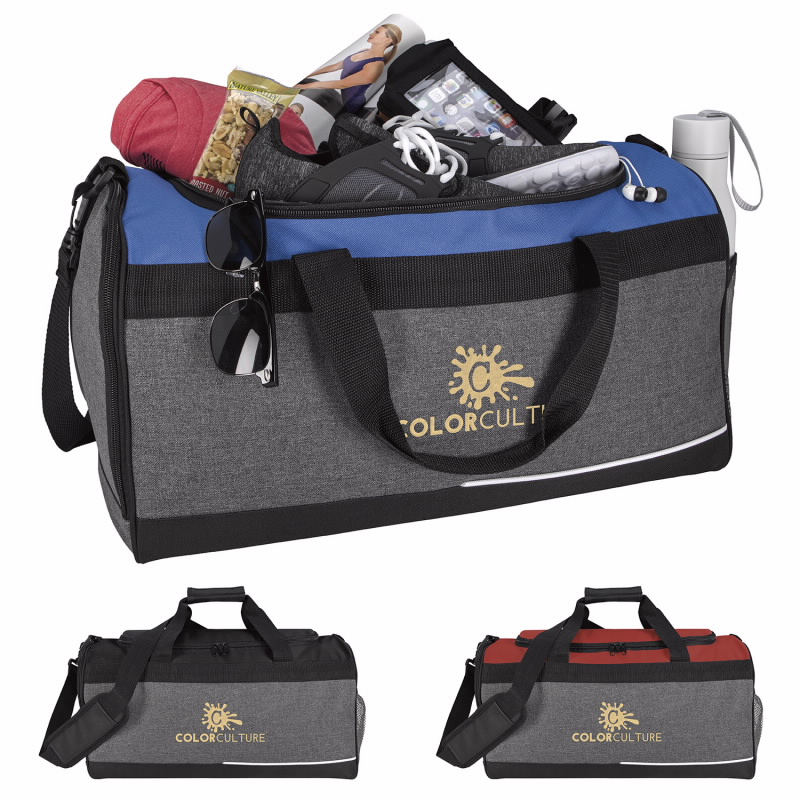 Good Value® 16012 Two-Tone Playoff Duffel