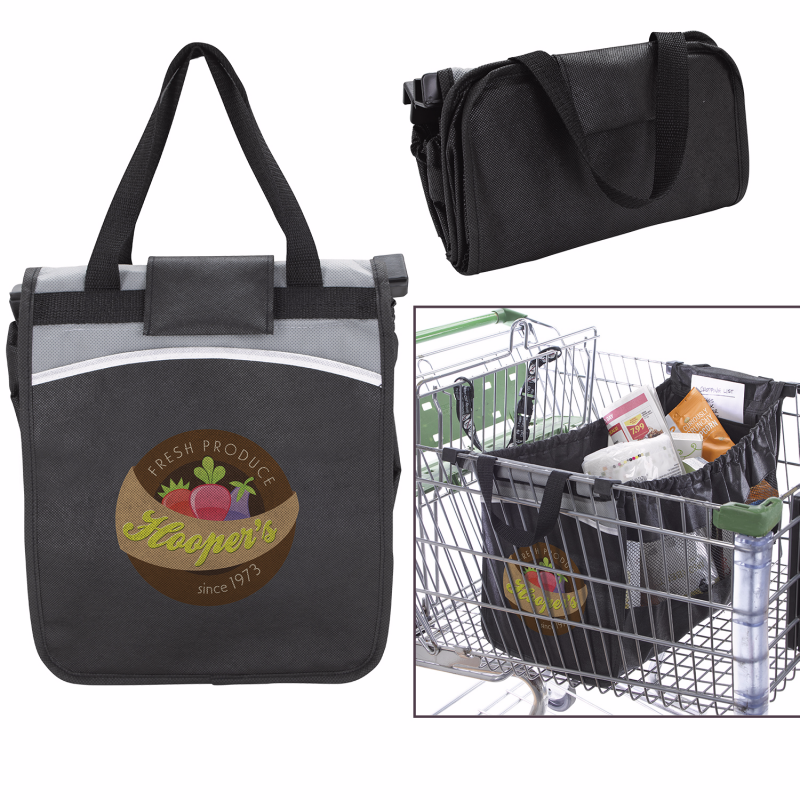 Good Value® 16071 Expandable Grocery Cart Tote