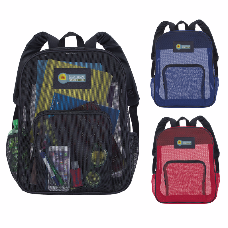 Good Value® 16078 Mesh Backpack