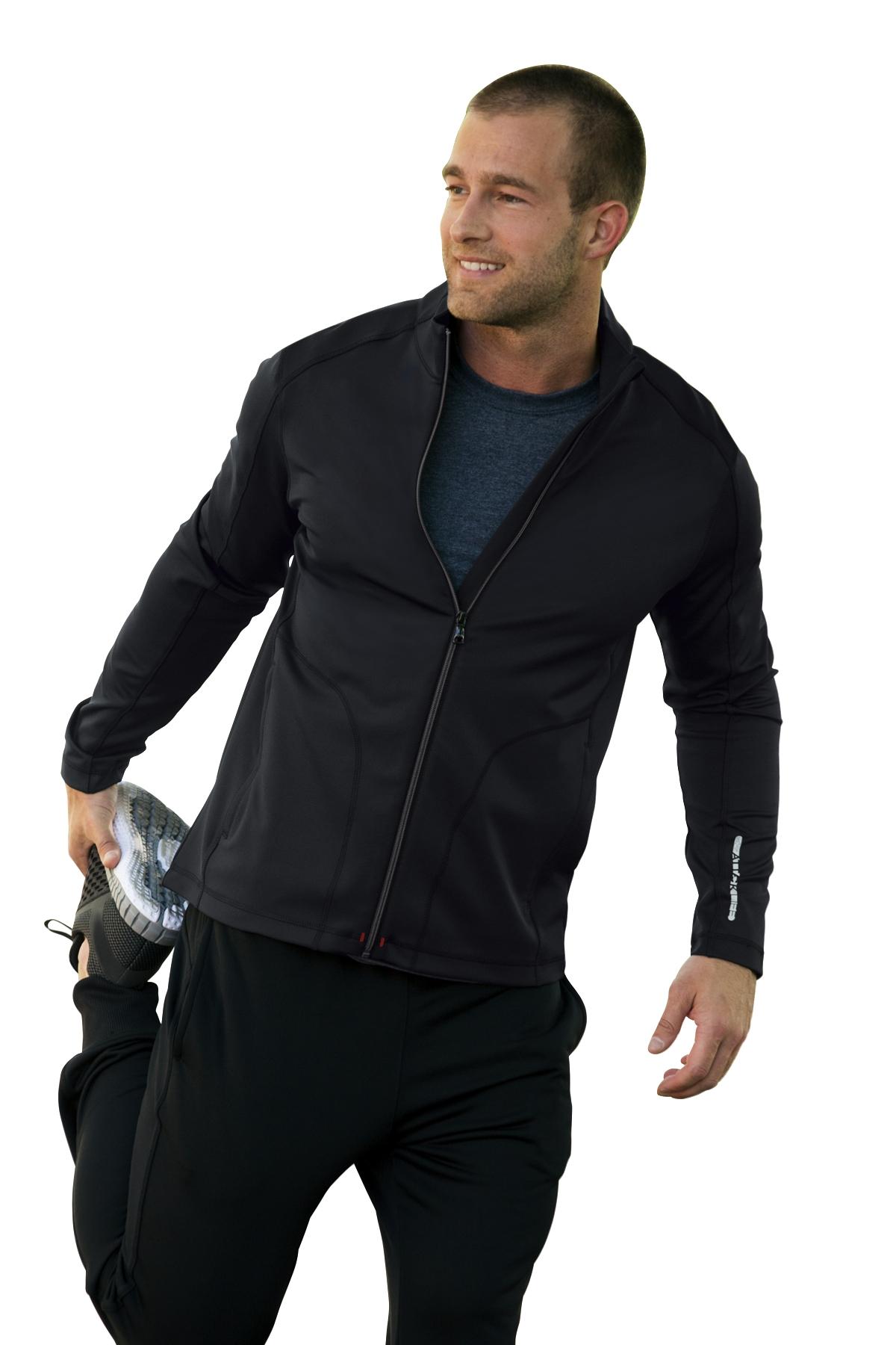 Greg Norman GNF6J200 - Men's Attack Life Full-Zip Jacket