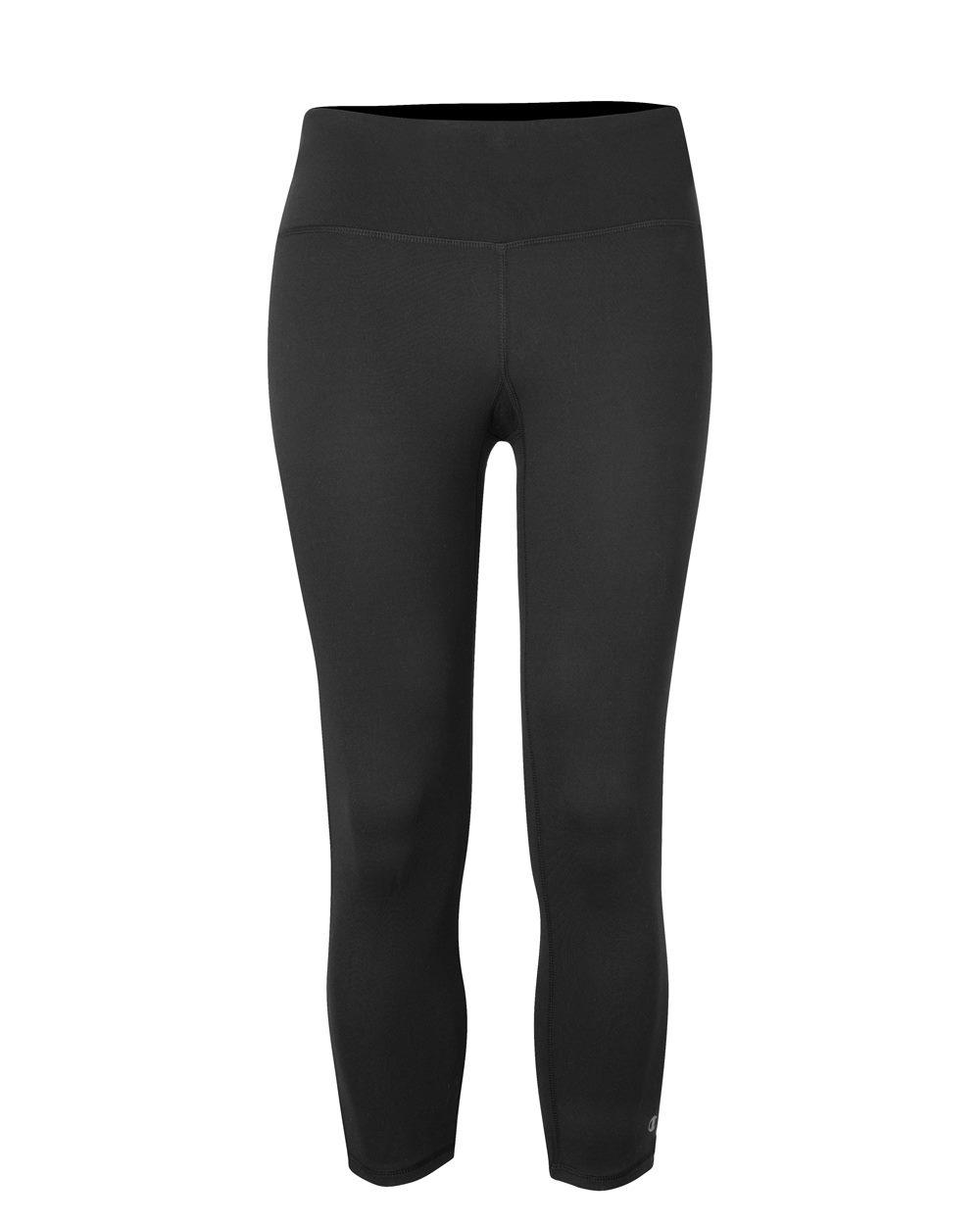 Hampion B960 - Women's Performance Capri Leggings