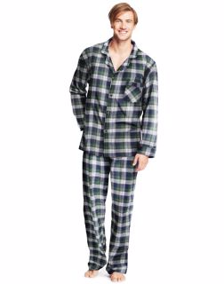 Hanes 0140 - Men's Flannel Pajamas