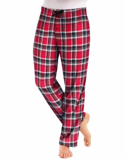 Hanes 02006 - Men's Jersey Flannel Pants