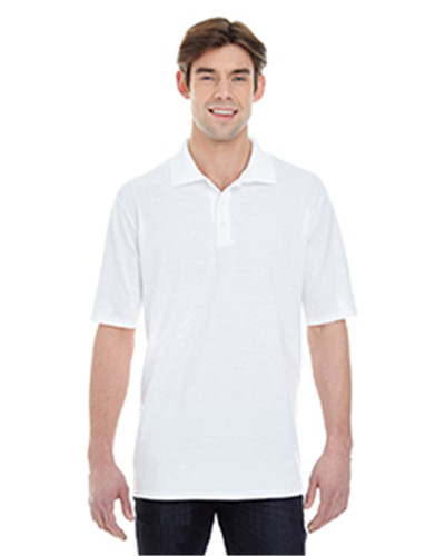 Hanes 055P - Men's X-Temp Pique Sport Shirt with Fresh ...