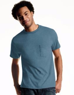 Hanes 2176A4 - Men's TAGLESS® ComfortSoft® Dyed ...
