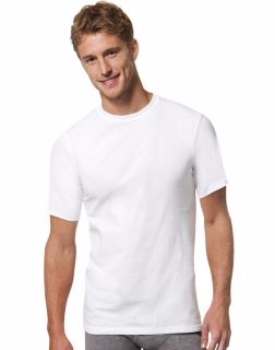 Hanes 2535X3 - Men's ComfortBlend® Crew Undershirt ...