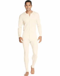 Hanes 25443 - Men's X-Temp™ Thermal Union Suit