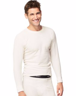 Hanes 25444 - Men's X-Temp™ Thermal Crew 3X-4X