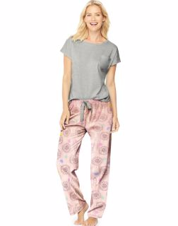 Hanes 28995 - Ultimate Women's Dolman Sleeve Tee/Pants ...