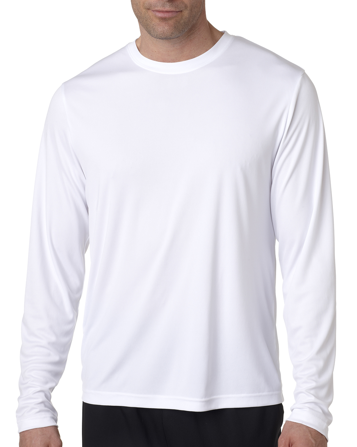 Hanes 482L - Adult Cool DRI® Long-Sleeve Performance ...