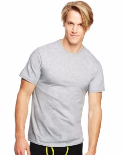 Hanes 7873BG - Classics Men's Traditional Fit ComfortSoft&...