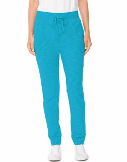 Hanes 9332 - Women's Slub Jersey Pocket Pants