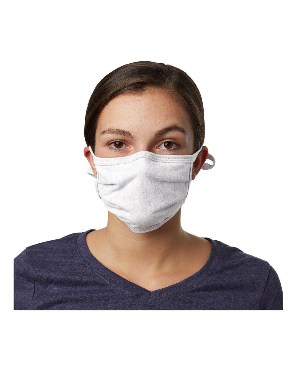 Hanes BMSKAR - X-Temp™ 2-Ply Adjustable Face Mask 5/pack