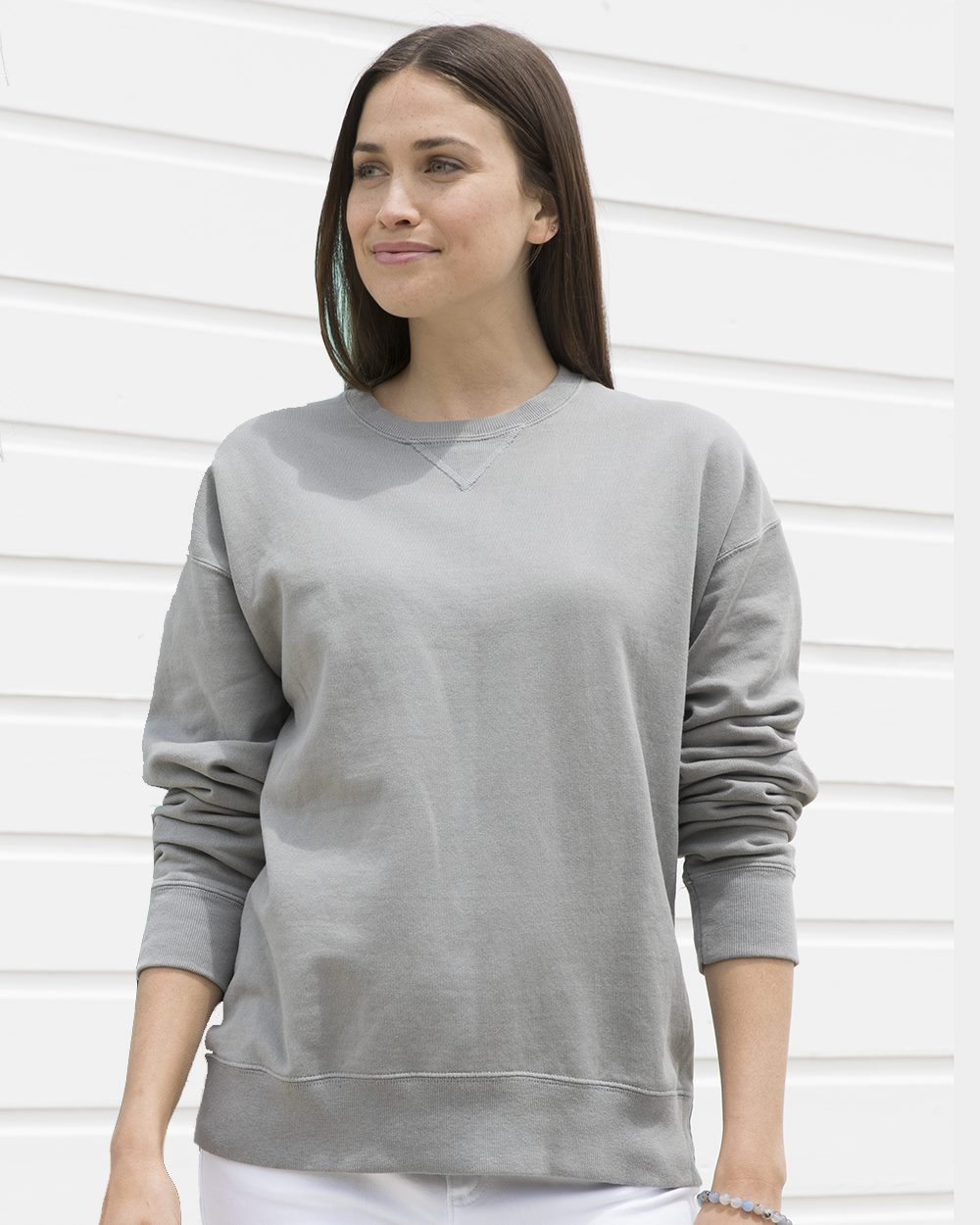 Hanes ComfortWash GDH400 - Garment Dyed Crewneck Sweatshirt