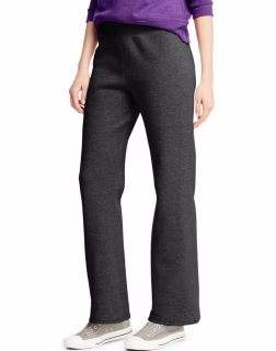 Hanes O4634 - ComfortSoft EcoSmart® Women's Petite Open Leg Sweatpants
