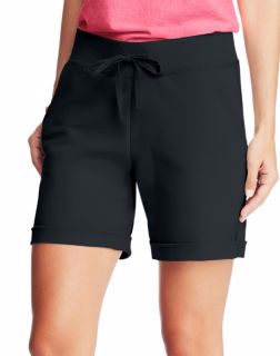 Hanes O4682 - X-Temp Women's French Terry Pocket Short