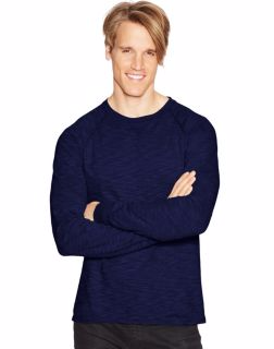 Hanes O5641 - Men's Relaxed V-Notch Long-Sleeve Tee