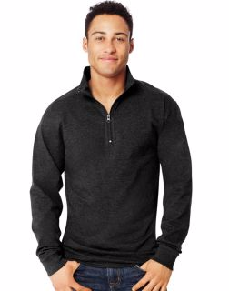 Hanes O5944 - X-Temp® Men's 1/4 Zip Long-Sleeve ...