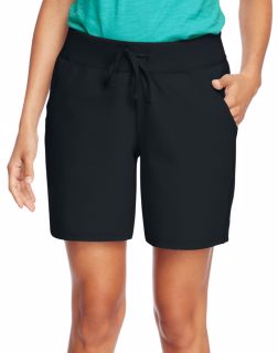 Hanes O9264 - Women's Jersey Pocket Short