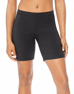 Hanes O9291 - Women's Stretch Jersey Bike Shorts