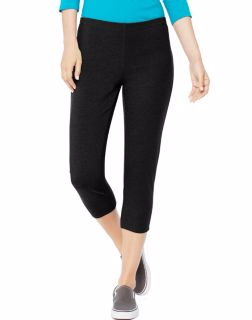 Hanes O9293 - Women's Stretch Jersey Capri