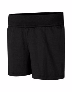 Hanes OK265 - Girls'Jersey Short