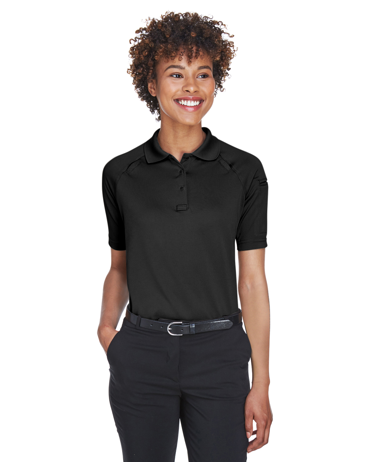 Harriton M211W - Ladies' Tactical Performance Polo