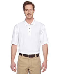 Harriton M345 - Men's Advantage IL Snap Placket Performance ...