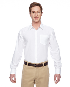 Harriton M610 - Men's Paradise Long-Sleeve Performance ...